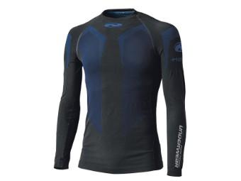 3D-Skin Cool Top Langarm Funktions-Unterhemd