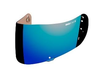 Optics Shield RST Blue Visier für Airform, Airframe Pro