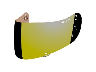 Optics Shield RST Dark Gold Visier für Airform, Airframe Pro