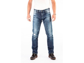 Iron Selvage Limited Motorrad Jeans