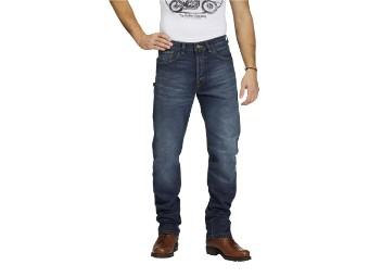 Rokkєrtech Straight Motorrad Jeans Hose