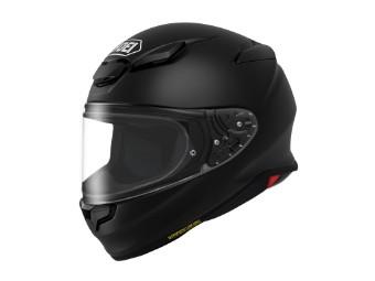 NXR2 Matt Black Motorrad Helm