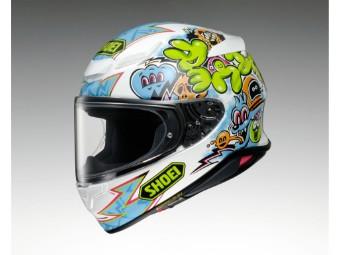 NXR2 Mural TC-10 Motorrad Helm