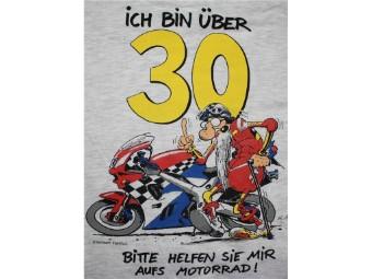 Über 30 Herren T-Shirt