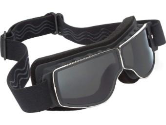 Nevada klassische Motorradbrille