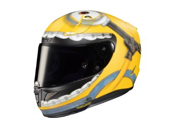 Rpha 11 Otto Minions Motorrad Helm