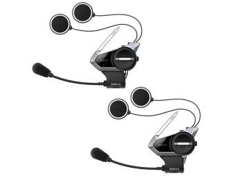 50S Duo Doppelset Mesh Bluetooth Sprechanlage Headset