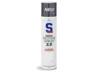 Kettenspray 2.0 Weiß 400 ml