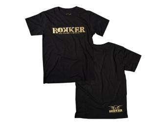T-Shirt Rokker Original (gold)