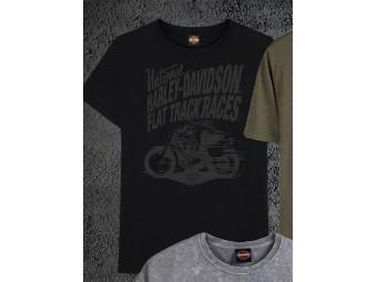 Speed Tonal T-Shirt (Dealer Sleeve Print)