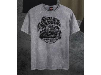 Speed Legend Tonal T-Shirt (Dealer Sleeve Print)