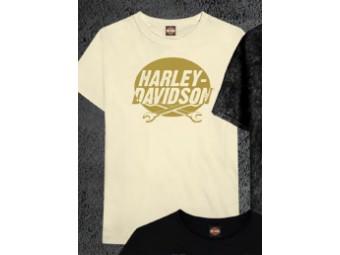 Simple Tonal T-Shirt (Dealer Sleeve Print)