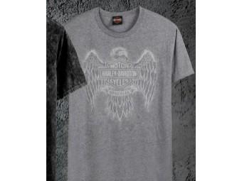 Eagle Og Tonal T-Shirt (Dealer Sleeve Print)