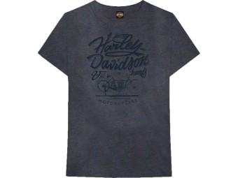 Model 5-D Tonal T-Shirt (Dealer Sleeve Print)