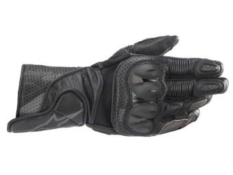 SP-2 V3 Motorrad Lederhandschuhe