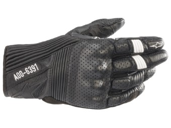 AS-DSL Kei Alpinestars X Diesel Leder Motorrad Handschuhe
