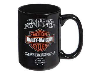 H-D American Legend Cup Kaffe Tasse