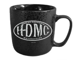 Myst Black Kaffee Tasse