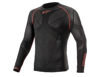 Ride Tech V2 Long Sleeve Funktions Unterhemd