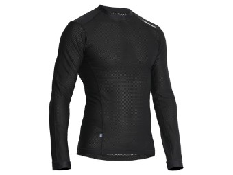 Funktionsshirt Mesh Sweater
