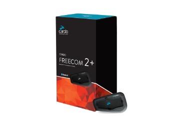 Freecom 2+ Duoset Sprechanlage Bluetooth 2 Wege Interkom