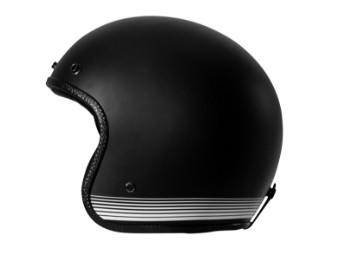 Fonzie Motorrad Jethelm