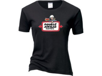 Double Airbag System Damen T-Shirt