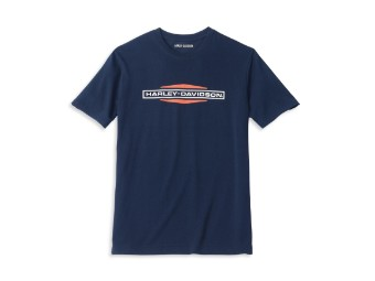 Stacked Logo Graphic Tee T-Shirt