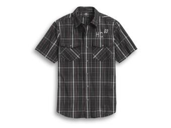 Legendary Plaid Shirt kurzarm Hemd