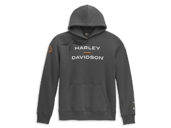 Horizon Logo Pullover Hoodie Sweatshirt