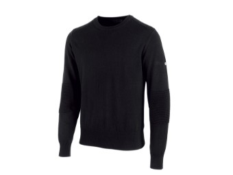 Wool Blend Slim Fit Sweater Pullover