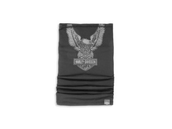 Eagle Graphic Extended Length Neck Tube Halstuch