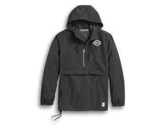 HDMC 1/4-Zip Pullover Jacke