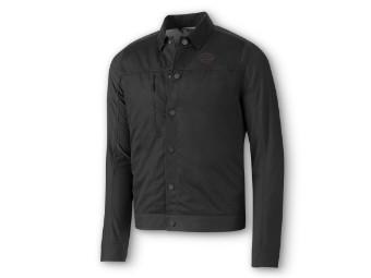 Pocket Zipper Stretch Jacke