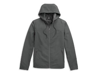 Convertible Vest Bar & Shield Jacke