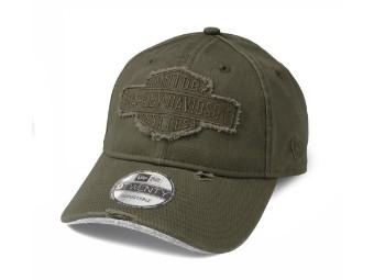Distressed Logo 9TWENTY Adjustable Cap Schirmmütze