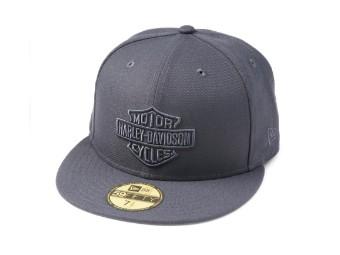Tonal Bar & Shield Logo 59FIFTY Cap Schirmmütze