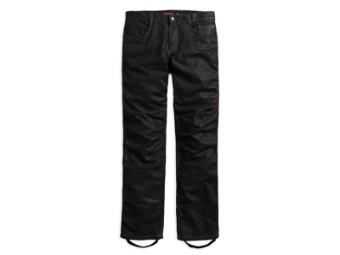 Waxed Denim Performance Riding Jeans Hose