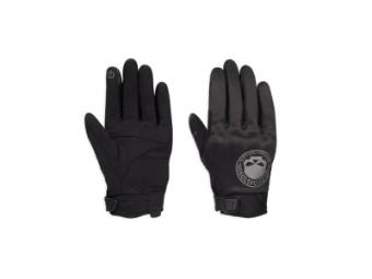 Skull Soft Shell Handschuhe