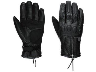 Relay Damen Leder Handschuhe