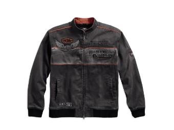 Harley-DavidsonMen's Iron Block Casual Jacke