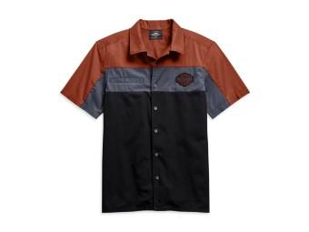 Copperblock Shirt Hemd
