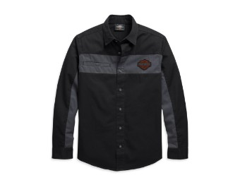 Copperblock Long Sleeve Shirt Hemd