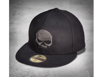 59FIFTY Skull Baseball Cap Schirmmütze