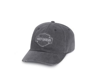 Frayed Tonal Logo Cap Schirmmütze