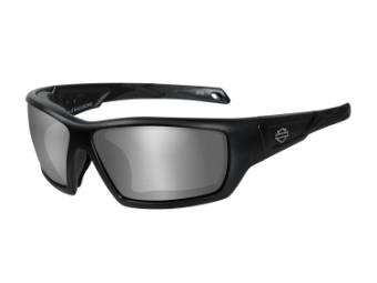 Wiley X Backbone PPZ Partial Polarized Motorrad Brille