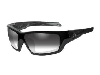 Wiley X Backbone LA Light Adjusting Motorrad Brille