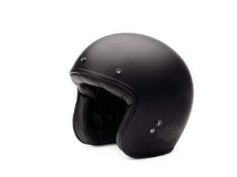 Genuine Retro 3/4 Jet Helm