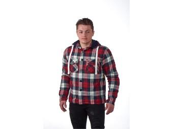 Woodchopper Hoodie Aramid Hemd Jacke