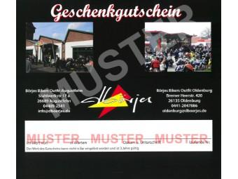 Gutschein / Geschenkgutschein